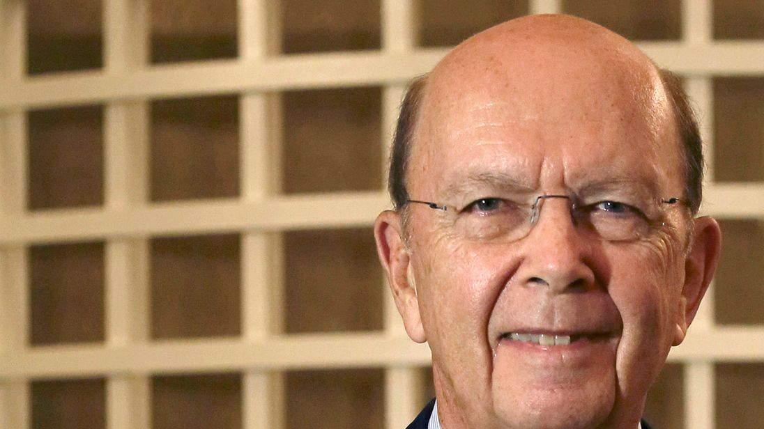 Wilbur Ross is being tipped for a top US trade job under Donald Trump