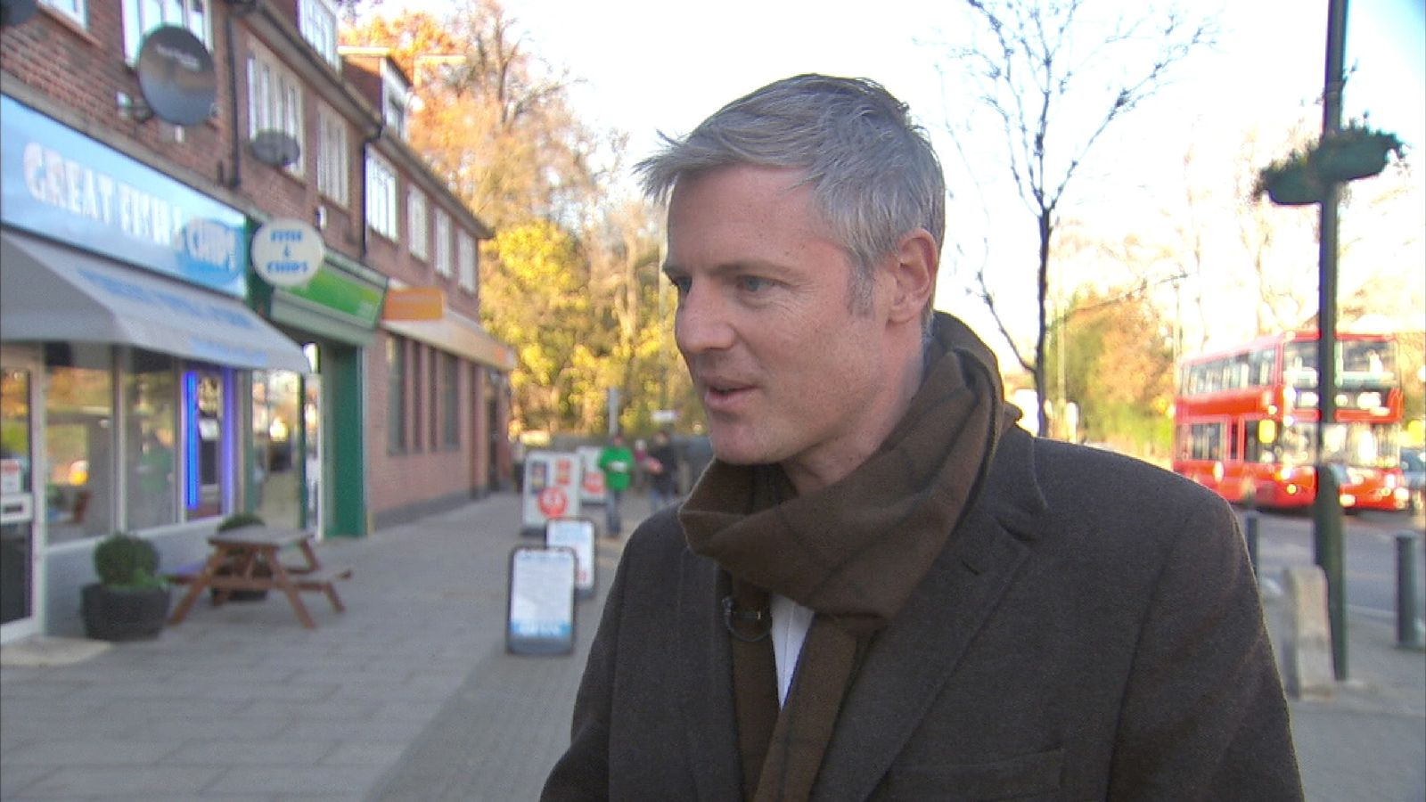 Zac Goldsmith insists he is an independent candidate