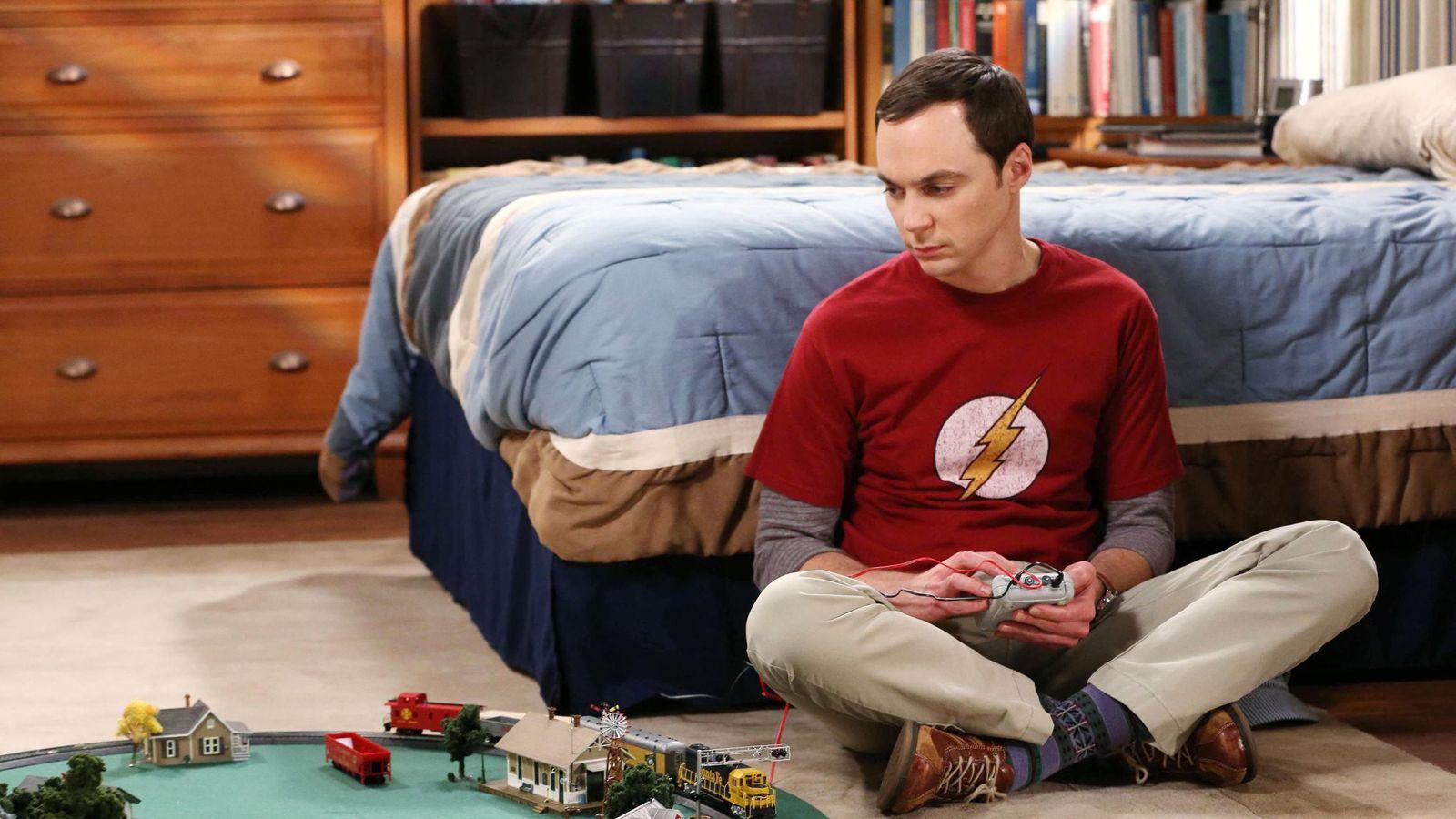 big bang theory prequel to focus on sheldon s childhood