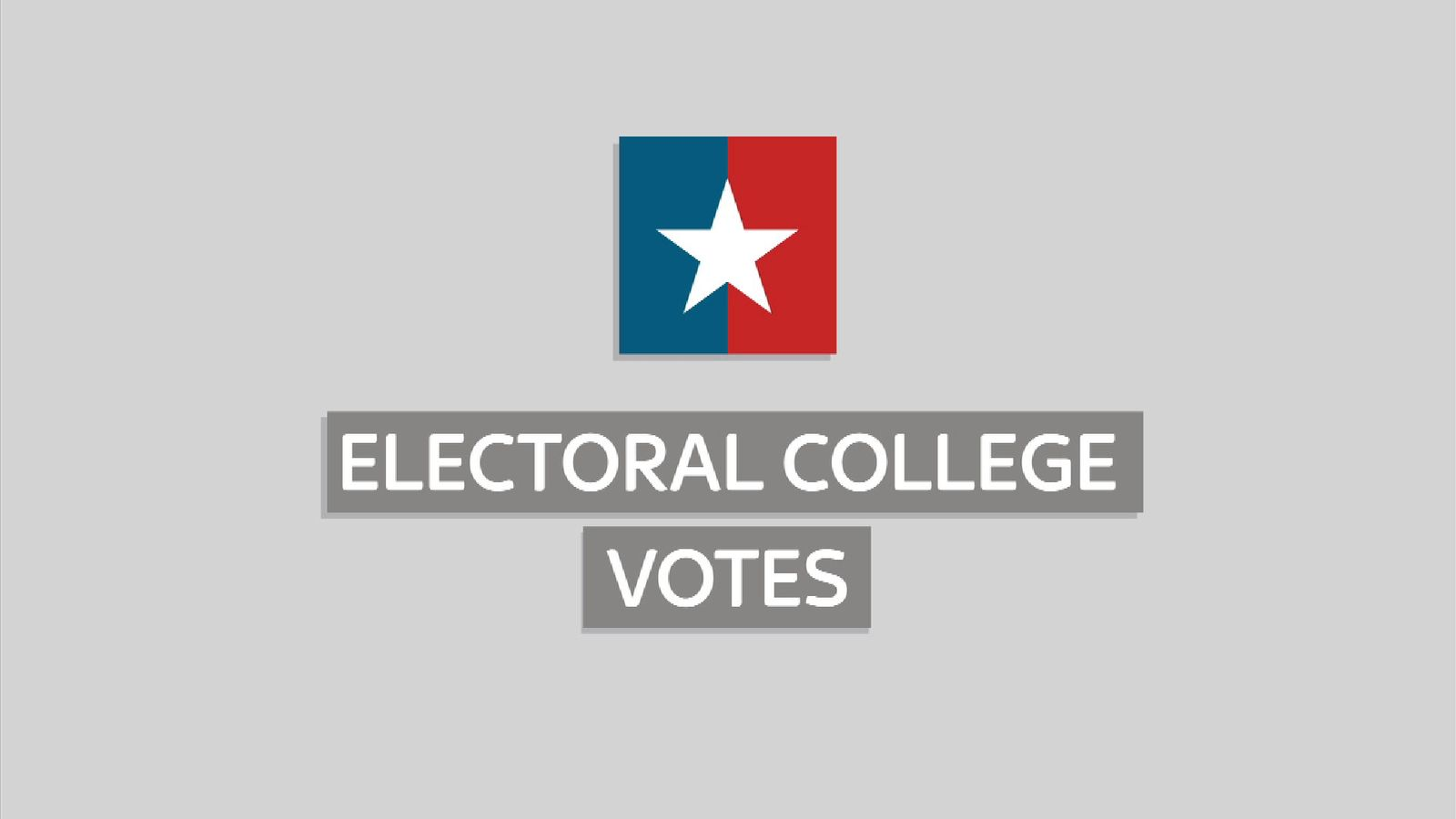 The electoral college explained