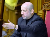 Ukraine's Olexandr Turchynov has dismissed Russia's 'provocations'