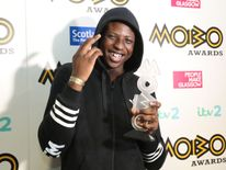 Abra Cadabra won best song for Robbery after a mix-up in the arena