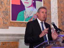 Her Majesty's Ambassador to the United States, Sir Kim Darroch