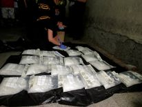 Duterte has taken a hardline approach to cracking down on drug crimes