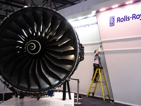 Rolls-Royce has been undergoing a restructuring programme