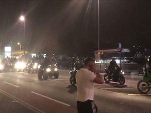 Seven arrested after Mad Max-style biker scenes in Leeds