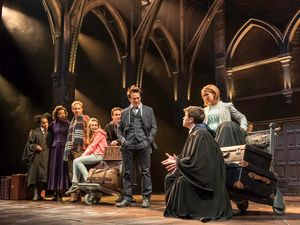Harry Potter play casts spell at WhatsOnStage awards