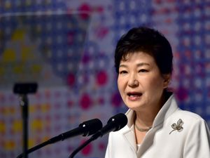 South Korea President Park Geun-hye impeached by parliament