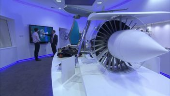 Next generation jet engine