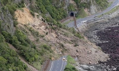 New Zealand Hit by Severe Earthquake