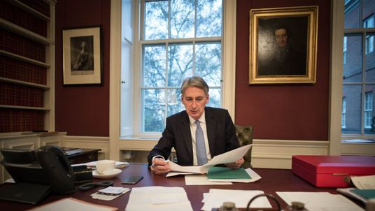 The Chancellor urged to scrap austerity when he makes Autumn Statement today
