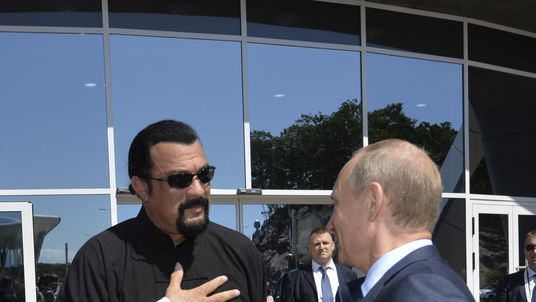 Seagal had 'been insistent for a long time in asking to be granted Russian citizenship'