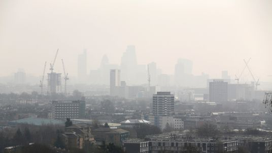 Some 448 schools in London are in areas exceeding legal air quality levels