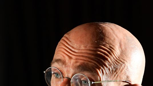 Italian surgeon Sergio Canavero gives a press conference on November 18, 2016 in Glasgow, Scotland
