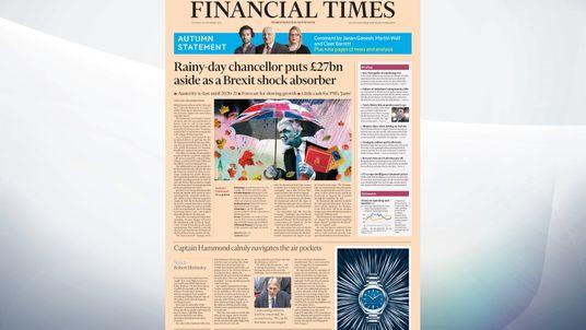 Brexit burns £59bn hole in United Kingdom finances