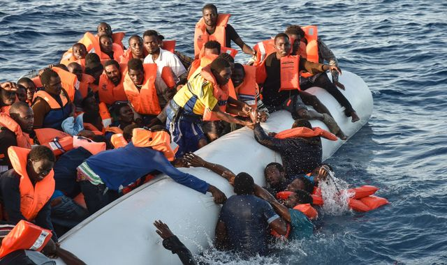 UN says 239 migrants die in two shipwrecks off Libya
