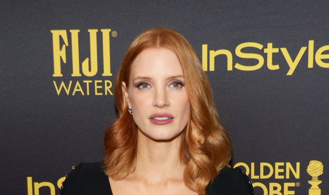 Jessica Chastain to star as Painkiller Jane in comic adaptation