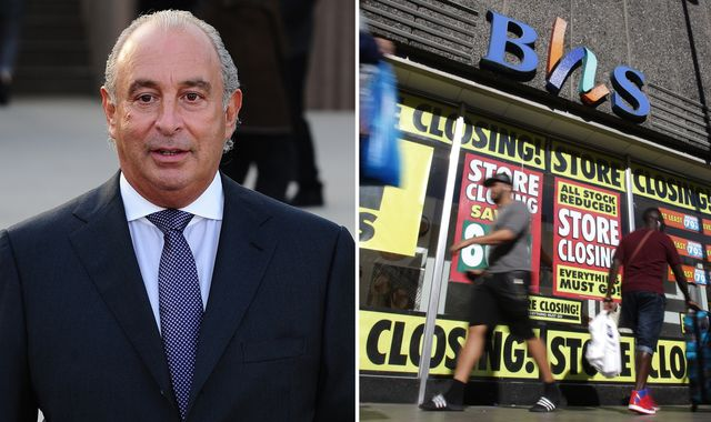 Arcadia lawyers hand back £35m after BHS liquidator protest‎s