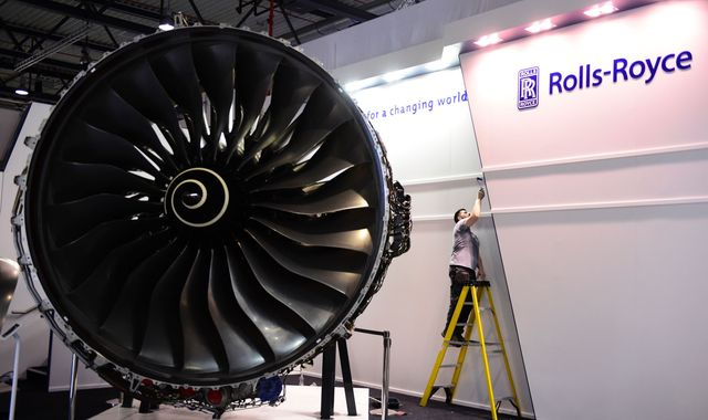 Rolls-Royce says sorry after corruption probe results in record fine