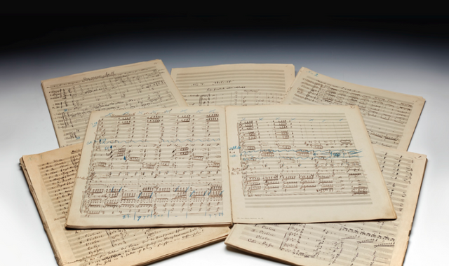 Mahler manuscript sells for record $5.6 million in London