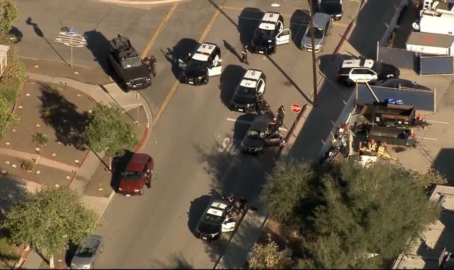 One Dead, At Least Three Wounded Near California Polling Place