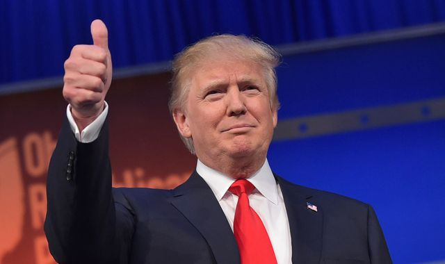 Donald Trump named Time magazine Person of the Year
