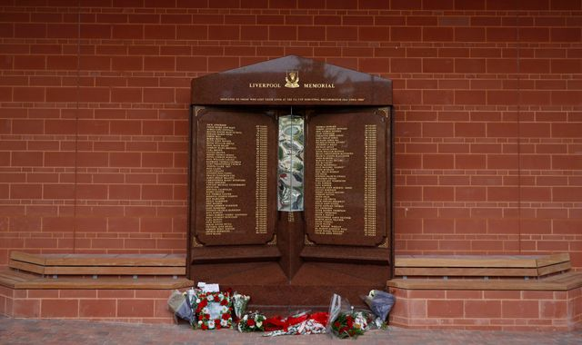 Hillsborough: Evidence on 23 criminal suspects handed to prosecutors