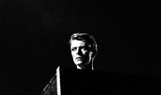 Brit Awards honour David Bowie with best male solo artist and best album gongs