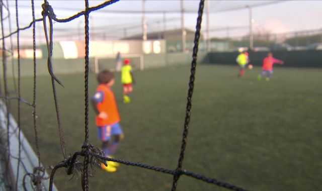 Football abuse victims 'were paid to keep quiet'