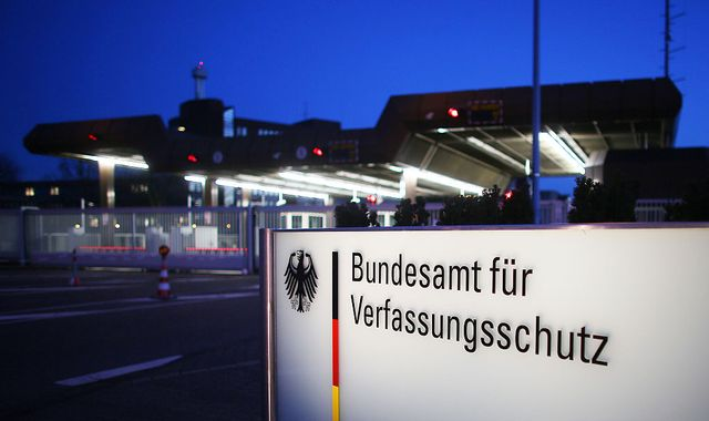 Islamic extremist mole found in German intel agency
