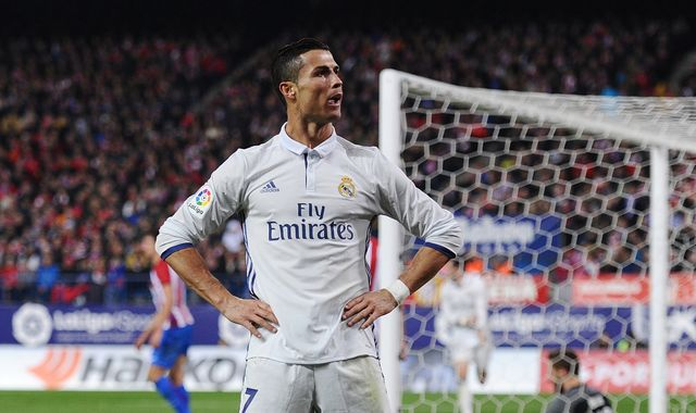 Cristiano Ronaldo 'to star in TV drama with Angelina Jolie'