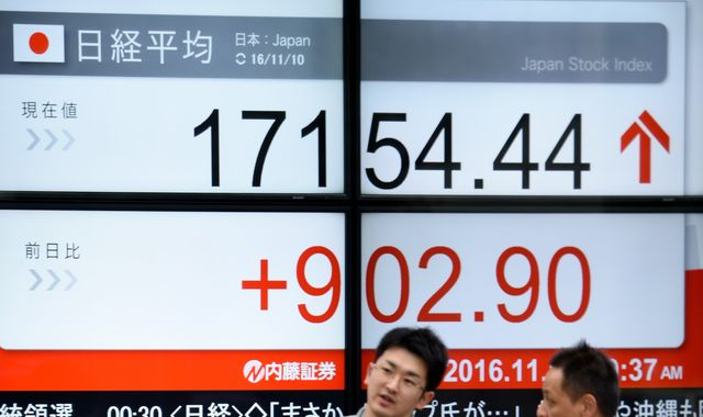 US Election 2016: Trump victory unsettles markets