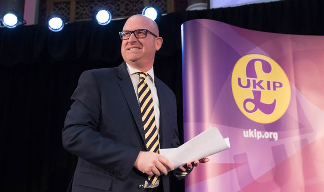 UKIP leader Paul Nuttall defiant amid Hillsborough claims