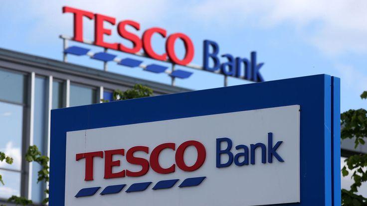 Tesco Bank has 7.8 million customer accounts