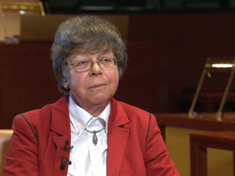 Eleanor Sharpston is the most senior British member of the ECJ