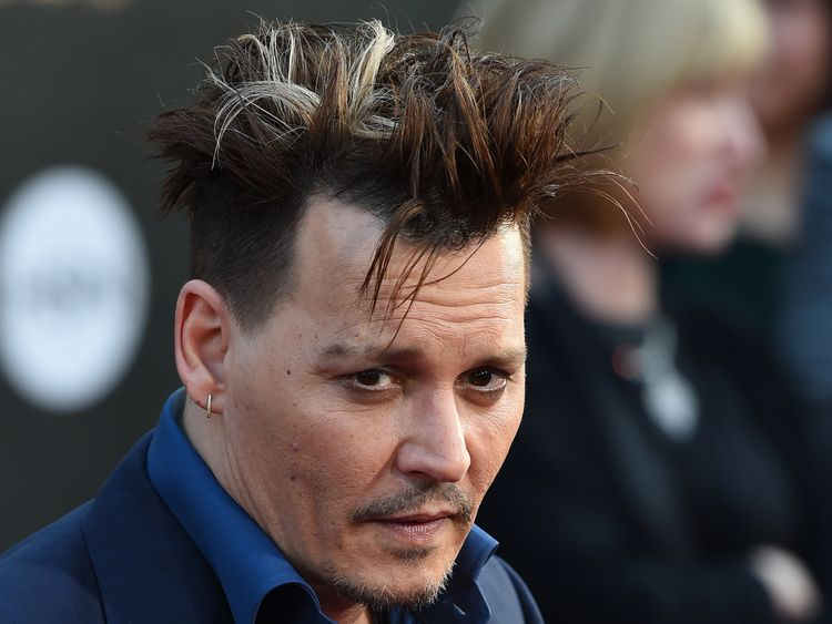 Depp will also make a cameo appearance in the first film