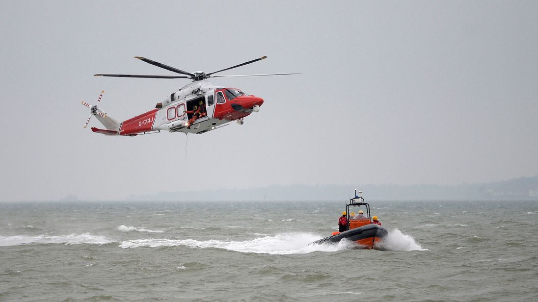 Bodies of two men recovered during search for speedboat
