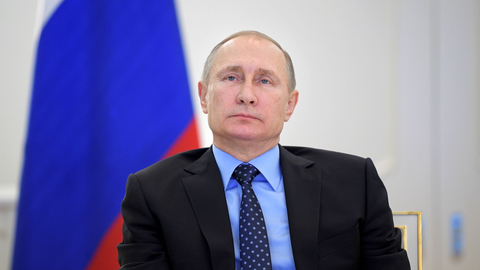 Vladimir Putin has said he will not expel American diplomats