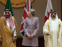 The PM met the kings of Saudi Arabia and Bahrain just a few days ago
