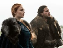Sansa Stark took back Winterfell with her half brother Jon Snow