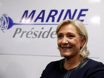 Marine le Pen said people who come to France cannot expect to be taken care of