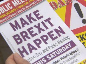 UKIP Sleaford by-election leaflet