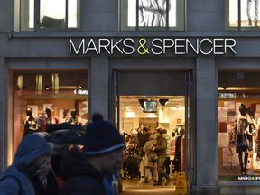 """Marks and Spencer says its new pay plans are """"fair and consistent"""""""