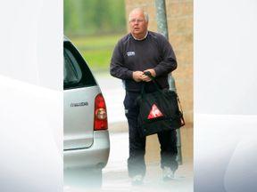 Former football coach and Celtic kit man Jim McCafferty