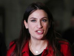 Luciana Berger says her case shows no-one should suffer in silence