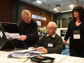 Counting begins in the Sleaford and North Hykeham by-election