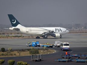Pakistan International Airlines is the national flag carrier of Pakistan