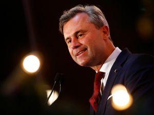 Austrian presidential hopeful Norbert Hofer rides Trump's wave