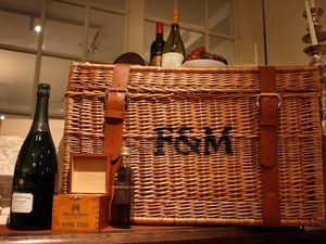 Fortnum & Mason blames price rise on weak pound as it announces 27% rise in profits