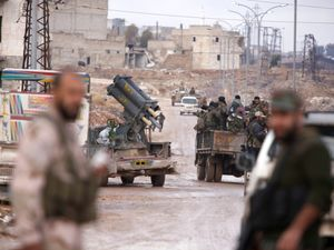 Hundreds of men from rebel-held areas of Aleppo 'disappear'
